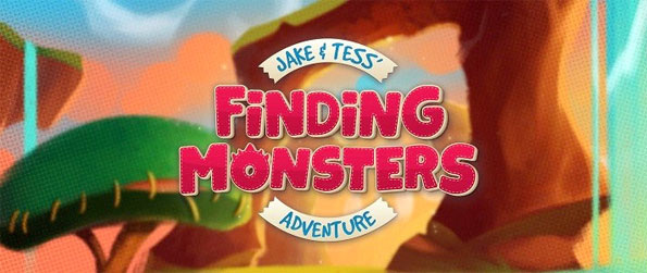 Jack and Tess: Finding Monsters Adventure - Discover the incredible fantastical world dreamed up by the sleeping children in this virtual reality game!