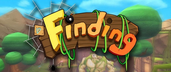 Finding VR - Help out the poor stone giant to retrieve his stolen powers from the dark side in Finding VR!