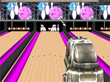 Gameplay in Shooter's Alley
