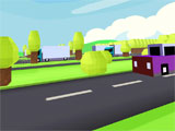 VR Crossy: Learn about road safety