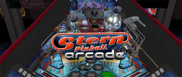 Stern Pinball Arcade - Play pinball on a selection of various themed pinball tables made by Stern in this exciting pinball virtual reality game, Stern Pinball Arcade!